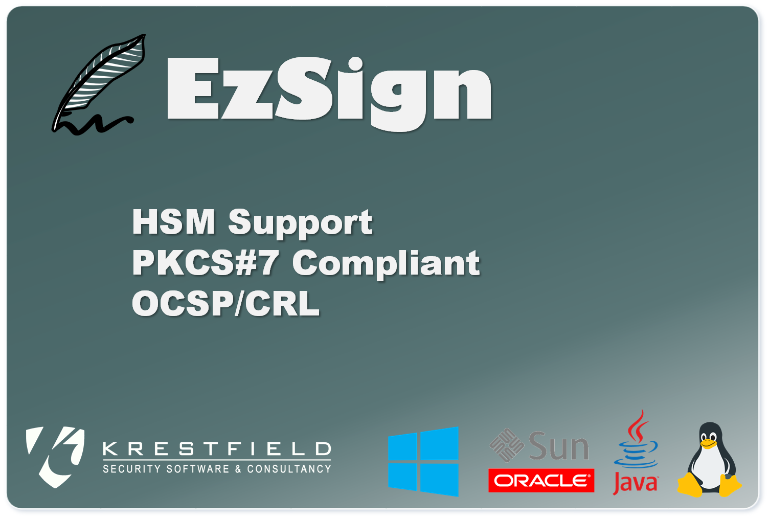 We can provide PKI, Security and Authentication consultancy, bespoke development and integration support for our and other products into your existing systems.